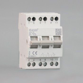 NSIS-63 3P Modular Changeover Switch