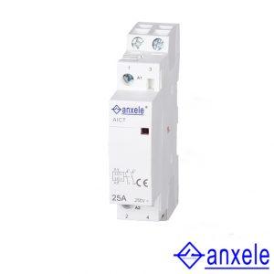 Aict 1p 25a modular contactors shanghai anson electric technology aict 25a modular contactors asfbconference2016 Choice Image