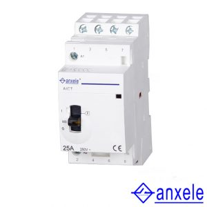AICT-4P-25A Manual control contactor