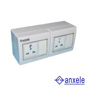 ASW-2US Waterproof Multi-Purpose Socket and Switch