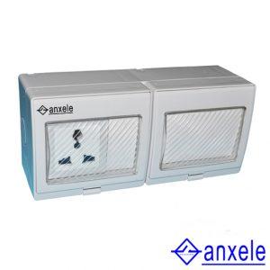 ASW-U4S Waterproof Multi-Purpose Socket and Switch