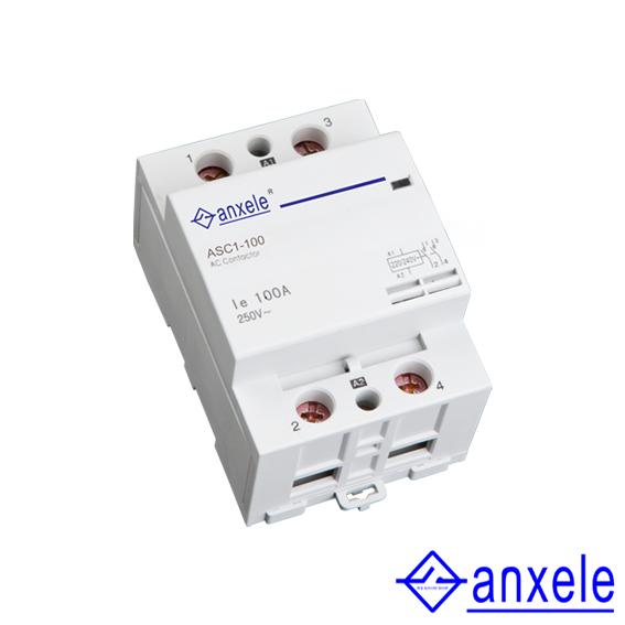 Asc1 3p4p 100a modular contactors shanghai anson electric asc1 1p2p 100a modular contactors asfbconference2016 Image collections