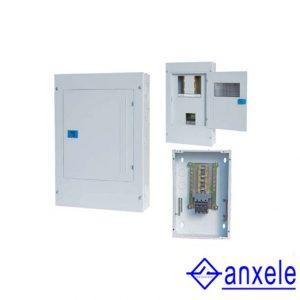 ASTP Surface Triple Plug Metal Branch Box