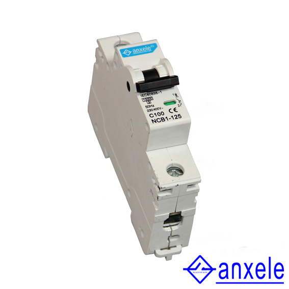 NCB1-125 1P  Mini Circuit Breaker
