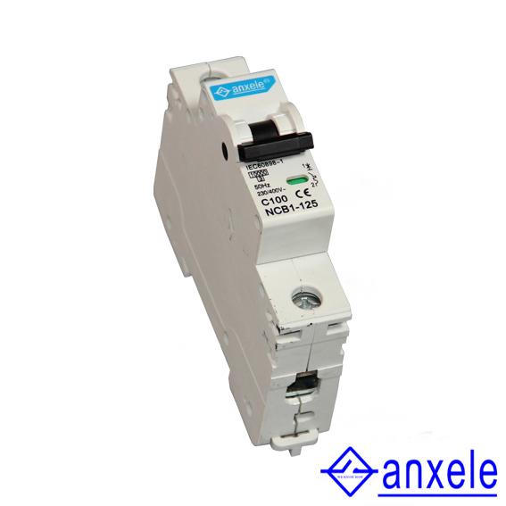 NCB1-125 1P  Mini Circuit Breaker