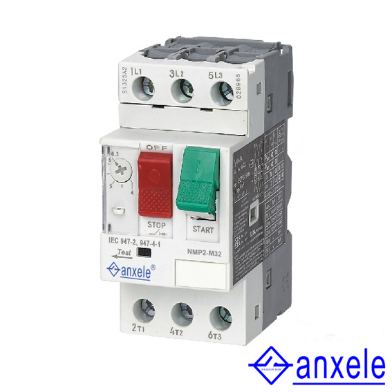 NMP2-M32 Motor protection circuit breaker