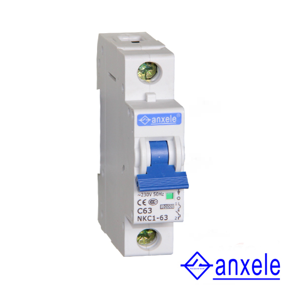 NKC1-63 1P Mini Circuit Breaker