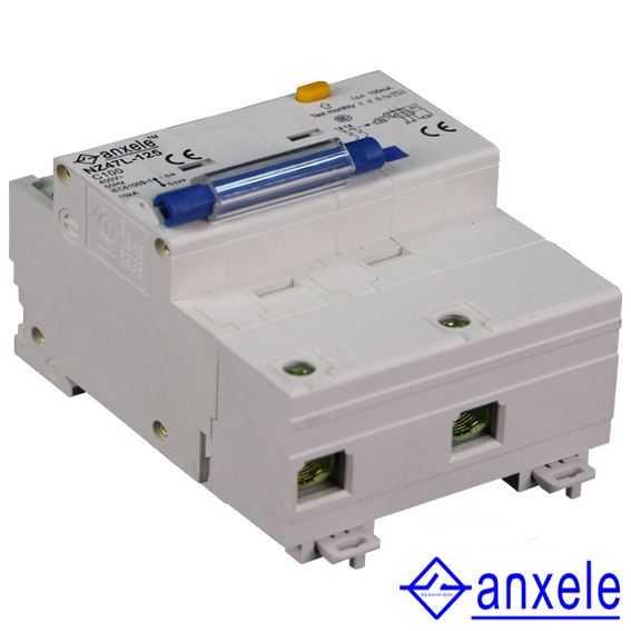 NZ47L-125 2P (Electronic Type) RCBO