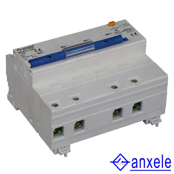 NZ47L-125 4P (Electronic Type) RCBO