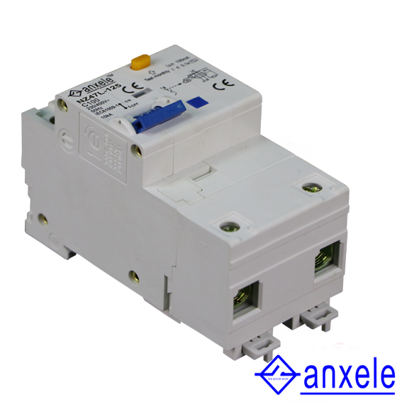 NZ47L-125 4P (Electronic Type) RCBO