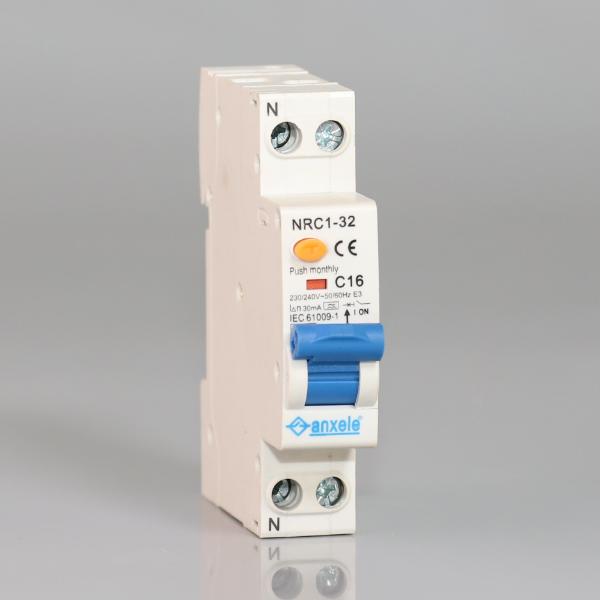 NRC1-32 16A 1P + N RCBO