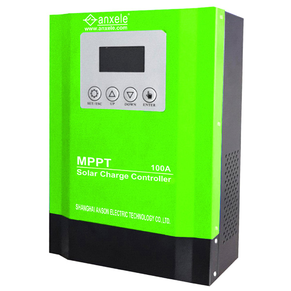 NMH-100A  MPPT Solar Charge Controller