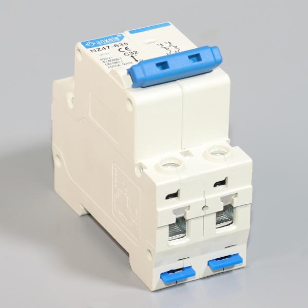 NZ47-63s 2P MCB Mini Circuit Breaker