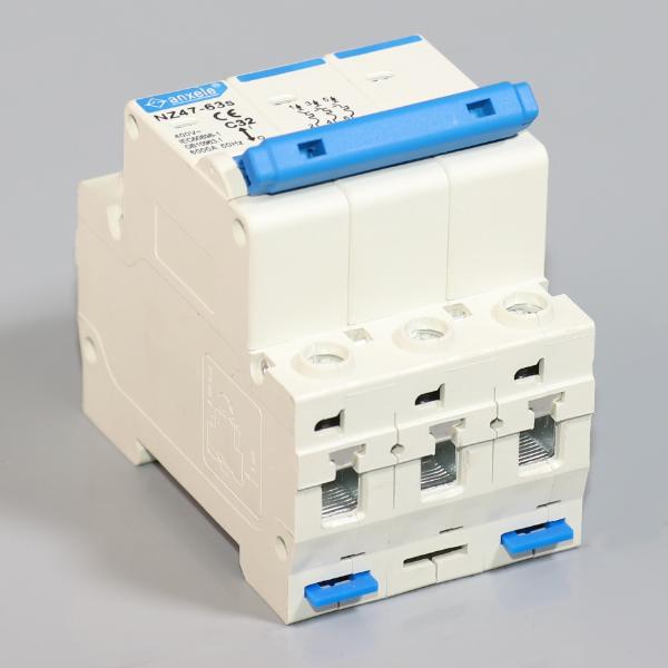 NZ47-63s 3P MCB Mini Circuit Breaker