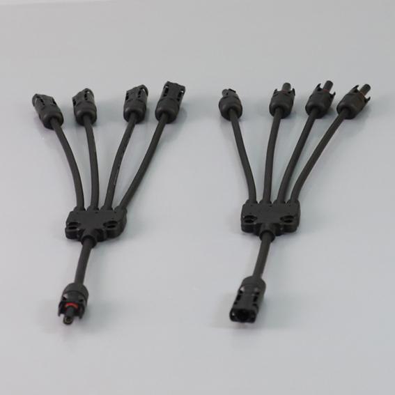 NSC4-4Y1 30A Solar panel connector