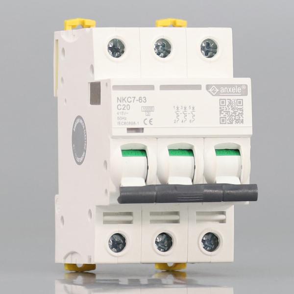 NKC7-63 3P Mini Circuit Breaker