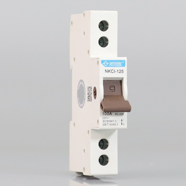 NKCI-125  125A 1P Isolator Switch