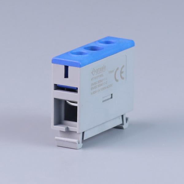 NT16 Blue aluminum terminal