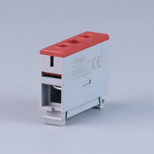 NT16 Red aluminum terminal