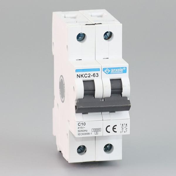 NKC2-63 2P Mini Circuit Breaker