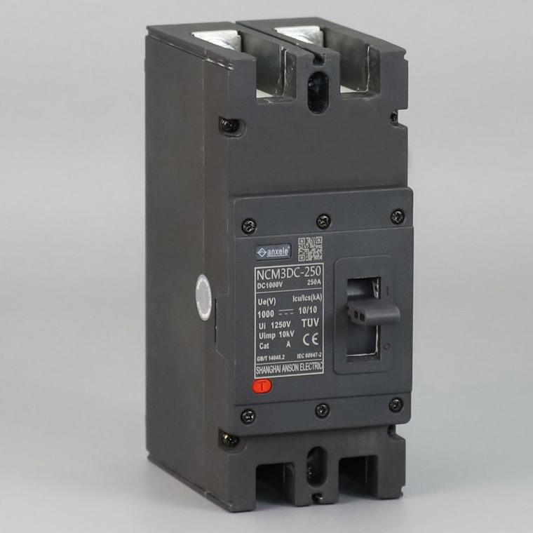NCM3-250DC  2P 1000V Molded Case Circuit Breaker