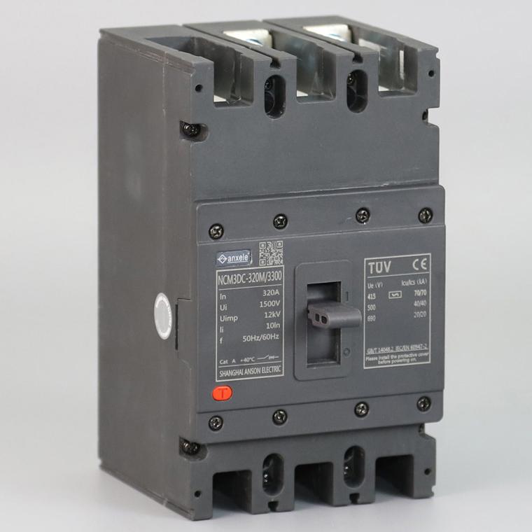 NCM3-320DC 1500V Molded Circuit Breaker