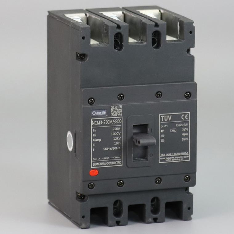 NCM3-250 1000V/250A Molded Circuit Breaker