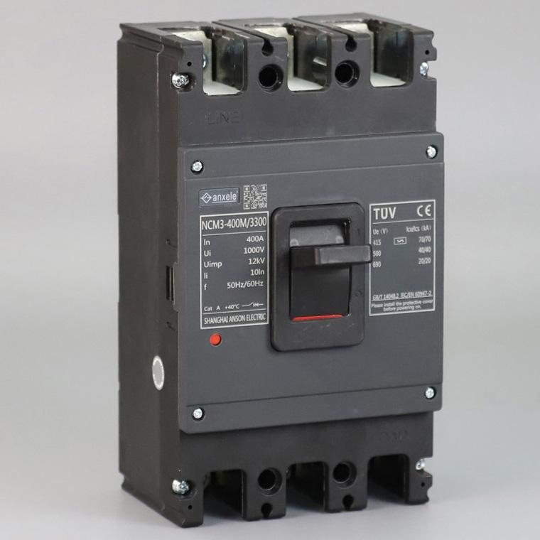 NCM3-400 1000V/400A Molded Circuit Breaker