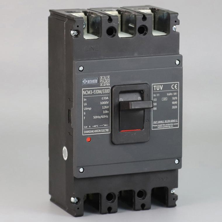 NCM3-630 1000V/630A Molded Circuit Breaker
