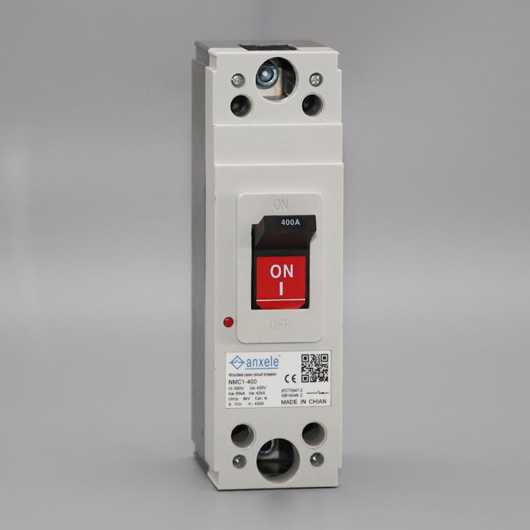 NMC1-400  400A 1P Moulded case circuit breaker